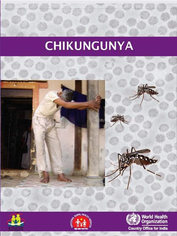 chikungunya fever chikungunya cover Kabupaten Madina KLB Chikungunya ; Di Tapsel Puluhan Orang Juga Terjangkit