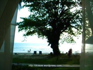view dari tingkap