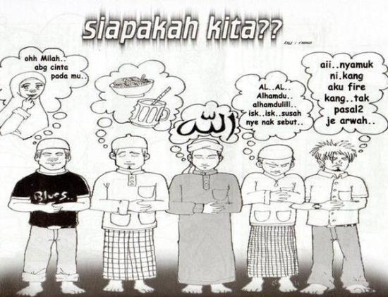 solat islam kisah dan teladan